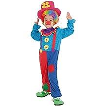 Llopis  - Disfraz infantil payaso crispy t-s