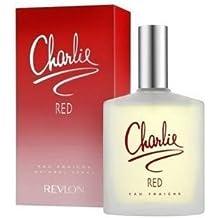Charlie Red per donna by Revlon–100ml Eau de Toilette