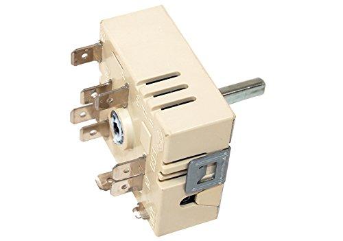 Rangemaster P025625 Backofen und Herdzubehör/Heizelemente / Kochfeld/Original-Ersatzenergieregler Schalter für Ihren Herd/Dieser Teil/Zubehör eignet sich für verschiedene Marken