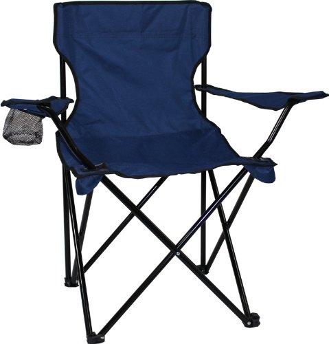 Campingstuhl Faltstuhl Stuhl Blau
