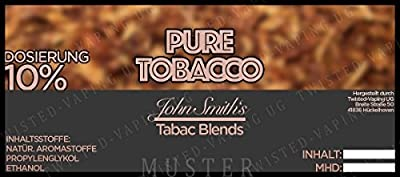Twisted Aroma John Smith Blended Tobacco Flavor Pure Tobacco von Twisted Vaping