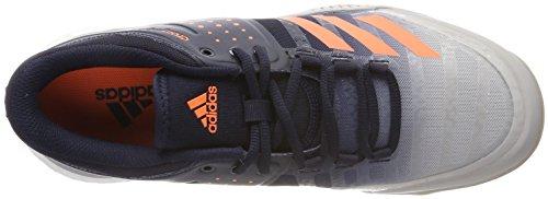 adidas Herren Crazyflight X Volleyballschuhe, Rot/Weiß Blau (Legink/Hireor/Gretwo)