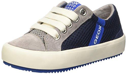 Geox Jungen J Alonisso Boy A Low-Top Blau (Navy/Greyc0661)