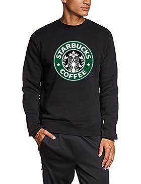 Felpa Senza Cappuccio Starbucks