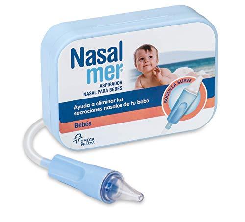 Nasalmer Aspirador Nasal para Bebés - 1 Pack
