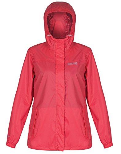 Regatta Women's Packlt Waterproof Jacket Test