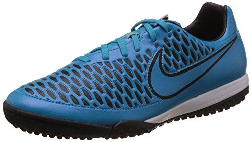 Nike Men's Magista Onda Tf Turquoise Blue and Black Sport Running Shoes -7 UK/India (41 EU)(8 US)