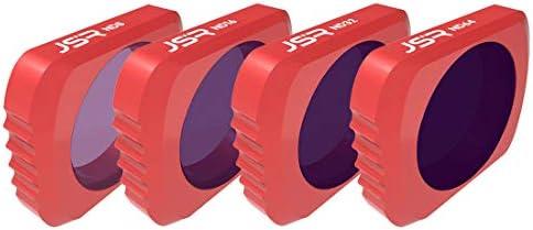 BOROK 6 6 6 PCS Kit de Filtres pour DJI OSMO Pocket Drone : StarCPLND4ND8ND16ND32 | De Qualité Constante  58b5b8