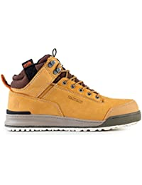Scruffs T51448 Switchback Sb-P Safety Boots, Yellow (Tan), 9
