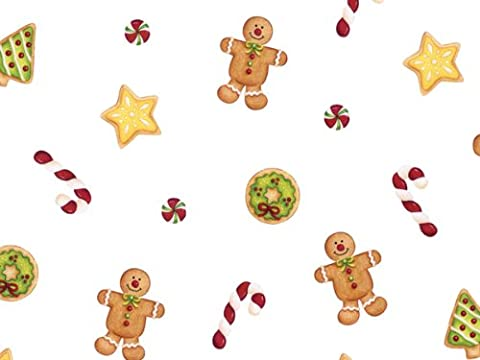 Gingerbread 3-1/2X2X7-1/2 inch Cello Bags 12 Mil 100 pack