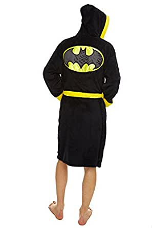 Batman - Original Logo Bathrobe