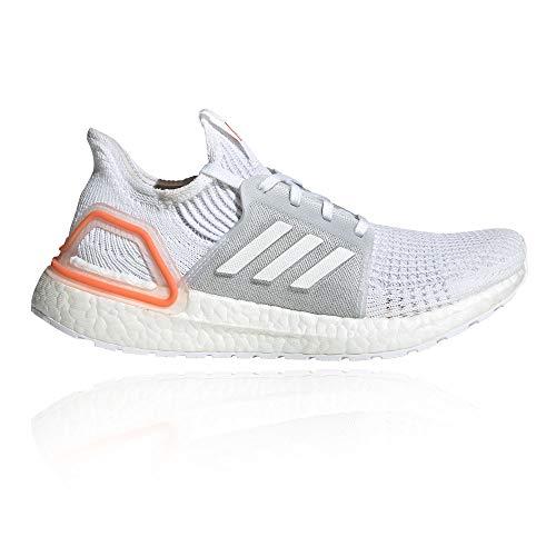 adidas Damen Ultraboost 19 Laufschuhe, Weiß (Ftwwht/Greone/Semcor 000), 40 2/3 EU