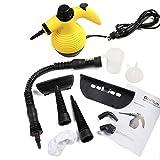 Multi Purpose Handheld Steam Cleaner 1050w Portable Steamer W/attachments by Handheld Steam Cleaners