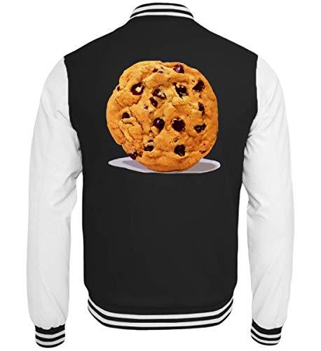 ookie Keks Schokoladen Kekse Halloween DIY Gruppen Geschenk T-Shirt - College Sweatjacke ()