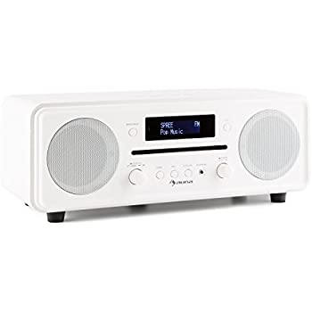auna melodia radiowecker dab radio elektronik. Black Bedroom Furniture Sets. Home Design Ideas