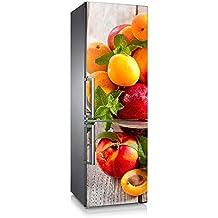 Vinilo para nevera | Stickers Fridge | Pegatina Frigo | Fruits 2 (185x60)