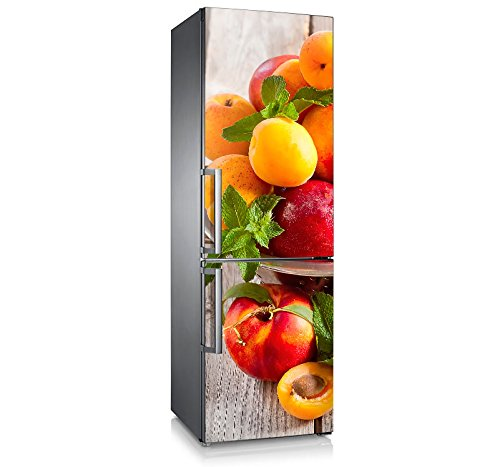 Vinilo para nevera | Stickers Fridge | Pegatina Frigo | Fruits 2 (185x60)