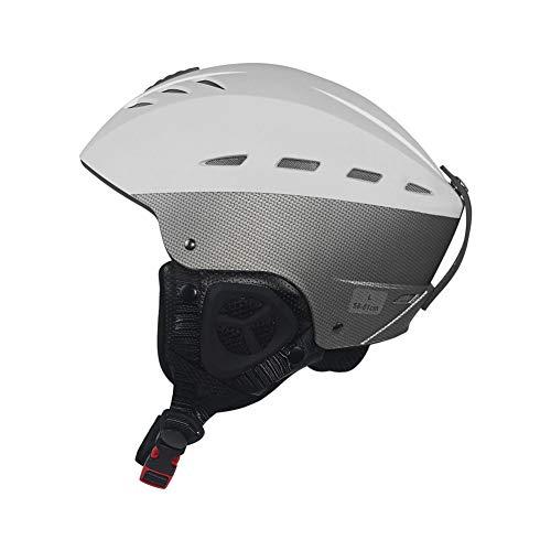 Gski Männer Oder Frauen Skihelm Ultraleicht Skihelm CE Zertifizierung ABS + EPS Snow Skateboard Ski Snowboard Helm,2,L