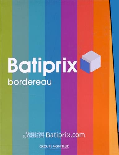 Batiprix bordereau 2015 : 8 volumes