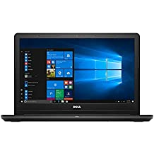DELL Inspiron 3576 15.6-inch FHD Laptop (8th Gen-Core I5-8250U/4GB/1TB HDD/Windows 10/MS Office), Black