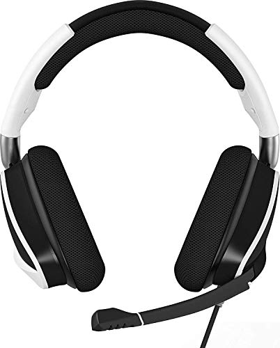 Corsair Void PRO RGB USB Gaming Headset (PC, USB, Dolby 7.1) schwarz, Farbe:Weiß (White), Serie:USB