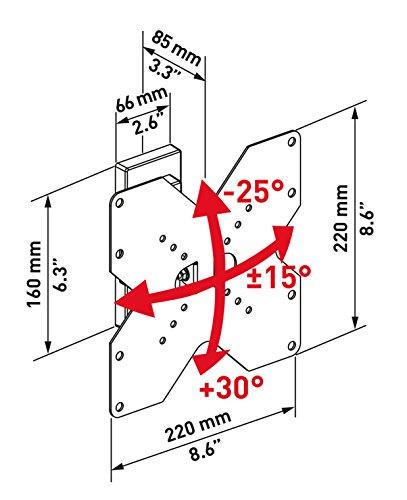 WeMount W-T200 WeMount W-T200 Tilt (26-40