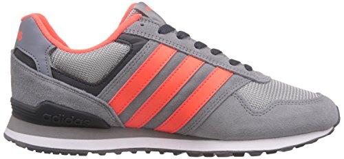 adidas 10k, Chaussures de Sport Homme Bleu (gris / rouge solaire / gris nuit)