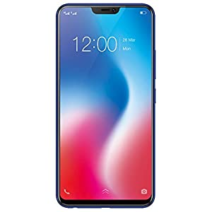 Vivo V9 (19:9 FullView Display, Sapphire Blue) with Offers