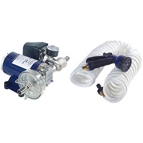 Pompe à amorçage automatique et pistolet vaporisateur Kit tuyau d'arrosage dp9 Bateau Accessoires