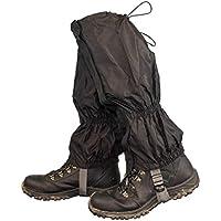 TRIXES Ghette Impermeabili - 1 Paio di Ghette Coprigambe Impermeabili per attività All'aperto Come Escursionismo Camminate Arrampicate Neve