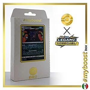 my-booster SM10-IT-117HR Tarjetas Pokémon