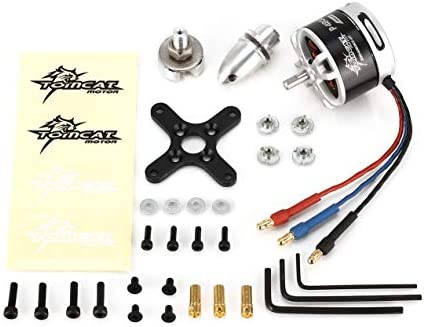 Redstrong TC-P TC-P TC-P 3510 KV1080 11T 3-4S Brushless Motor for RC Fixed Wing Airplane Drone | Elaborer  247f8c