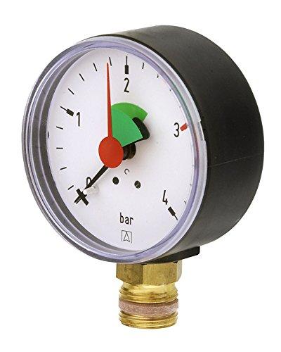 cornat-t593700-manometer-0-4-barselbstdichtend-fuer-anschluss-von-unten-3-8-zoll