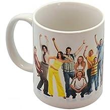 Taza de cerámica personalizada con foto