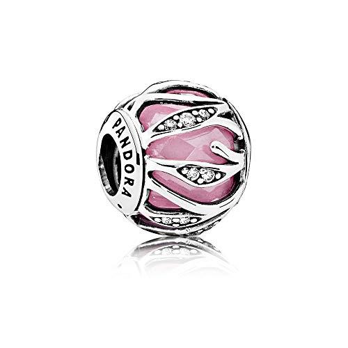 Pandora Damen-Charm 925 Silber Zirkonia weiß - 791969PCZ