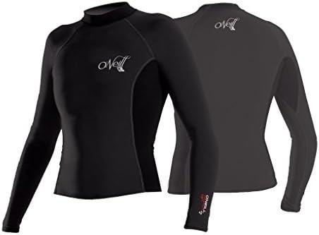 O' Neill Wetsuits Wms Wms Wms Termica X Long Sleeve Crew – Maglietta da Donna, Donna, Wms Thermo-X Long Sleeve Crew, Nero, XSB00N5BG6KEParent | Abbiamo ricevuto lodi dai nostri clienti.  | Moda Attraente  | Prezzo di liquidazione  | Molto apprezzato e am 36bfb5