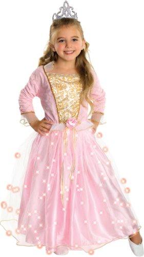 Kostüm Princess Ruby - Rubies Costume Co R885276-M Rose Princess Kind Gr--e Medium