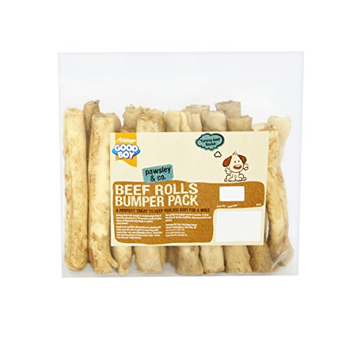 Artikelbild: Good Boy Dog Treats Munchy Rolls Beef 25 Pack