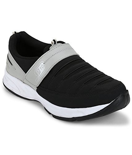 PEGASUS Black Sports Shoes for Men (8)