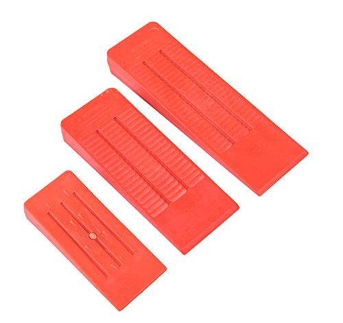 Connex B34465 Keile, Rot, One Size (Anhänger-reifen 225)