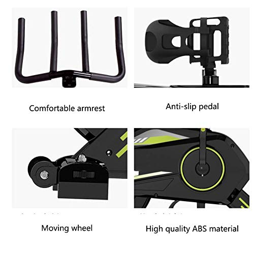 41be1SPRpgL. SS500  - JYKJ Indoor Bicycle Family Exercise Bike Mute Training Family Aerobics Training Machine And Fitness Heart Weight Loss Exercise Machine