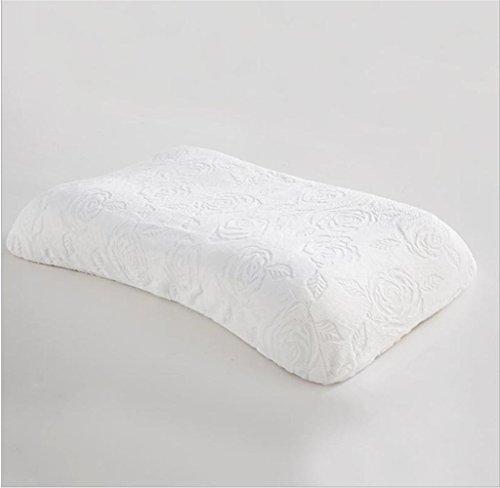 lichunyan Gel von Eis erfrischenden Sommer-Kissen Kissenbezug Speicher Kissen von Baumwolle langsamen hinten Flanell, inner set + flannelette, 68*40*11cm