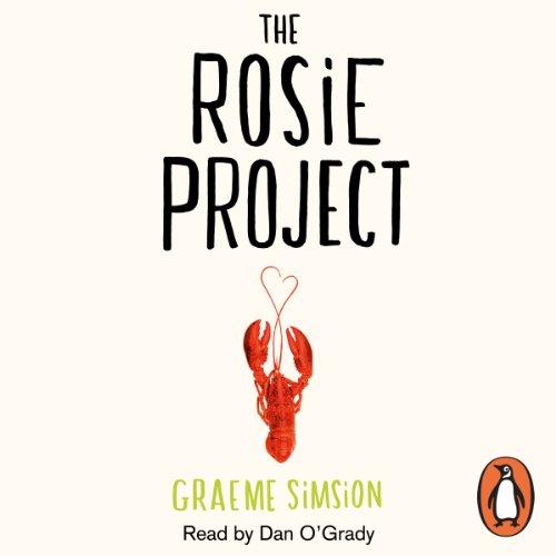 Buchseite und Rezensionen zu 'The Rosie Project' von Graeme Simsion