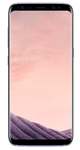 Samsung Galaxy S8 - Smartphone libre (5.8', 4GB RAM, 64GB, 12MP), Negro, - [Versión británica: No incluye Samsung Pay, acceso a promociones Samsung Members ni enchufe europeo]
