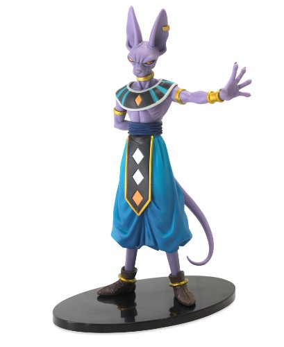 "Dragon Ball Z the Movie Battle of Gods DXF Figure Vol.2 Beerus Aprox 6"" 1"