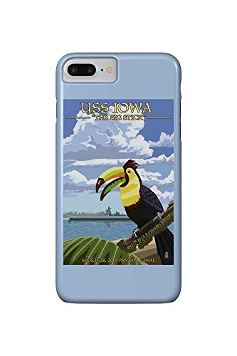 uss-iowa-panama-canal-iphone-7-plus-cell-phone-case-slim-barely-there