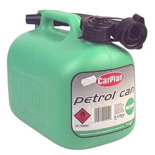 CarPlan Unleaded Bell Fuel Can 5L