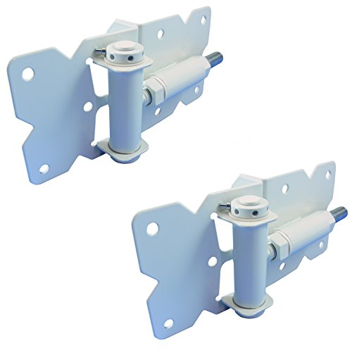 T-Strap Hinge ~ Western Style Fence Hardware shed green house Farm Ranch barn door hinges ornamental Strap Hinges ~ Heavy Duty 8 Set lag screw mounting hardware Jake Sales Western Style T-Hinges WOOD GATE T-HINGES: cabin