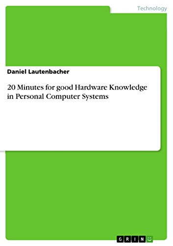 20 Minutes for good Hardware Knowledge in Personal Computer Systems (English Edition) - Dvi Graphics Card