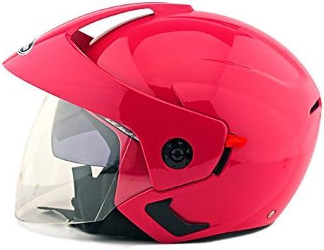 Kangzy Moto Motor Bike scooter scooter scooter casco di sicurezza 205 rosa B06XBZDRYD Parent | Adatto per il colore  | Trasporto Veloce  | Bella apparenza  | Consegna veloce  | Outlet Store  | Materiali Selezionati Con Cura  ccda7f